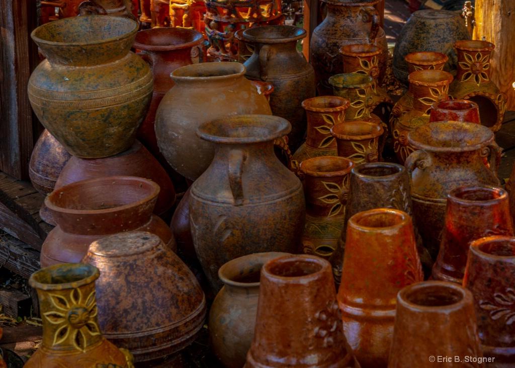 Pottery l