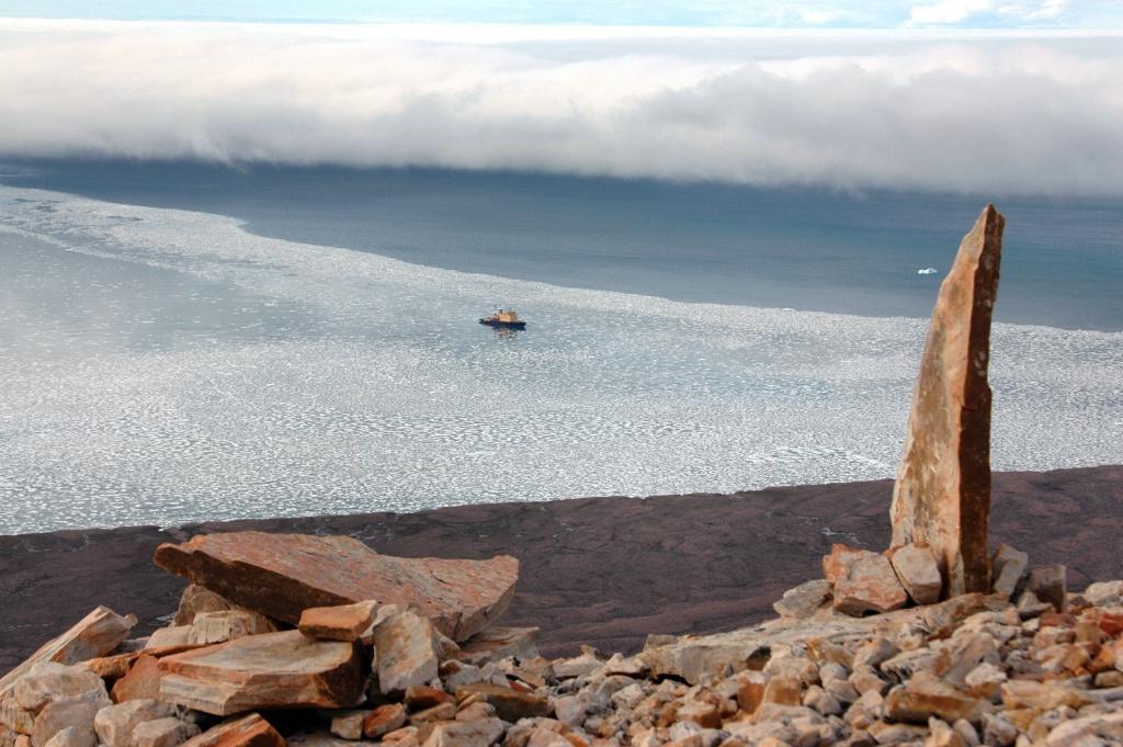 High Arctic Vantage Point