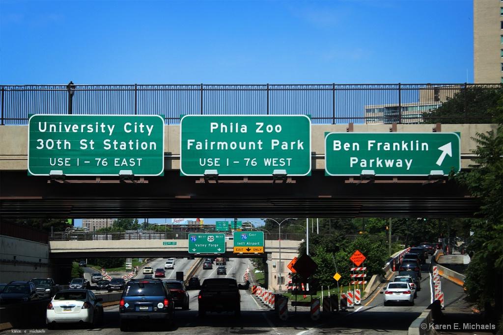Sunny in Philadelphia