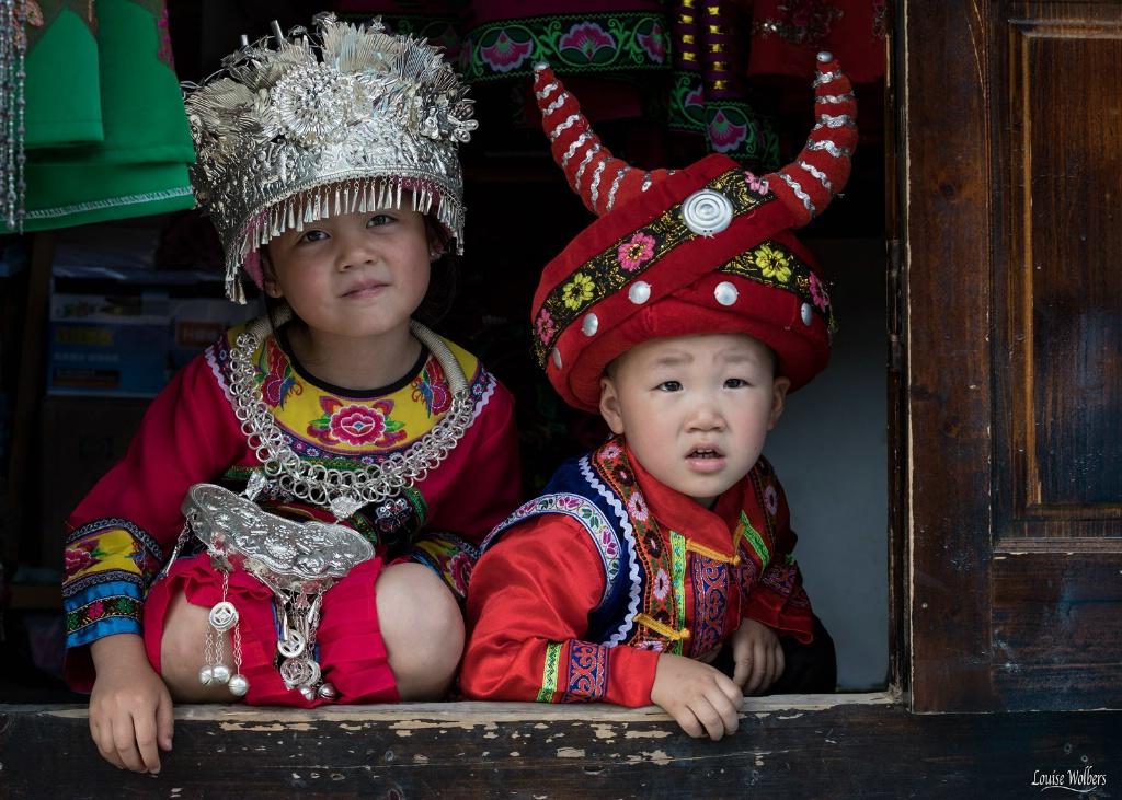 Children in Dress Up