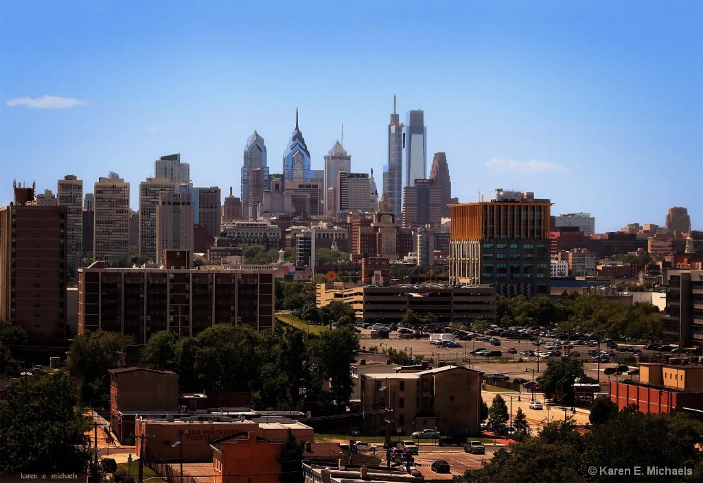 Philadelphia Camden metro area