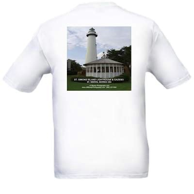 "ST. SIMONS GHOST ""BAY-TEE"" $36"