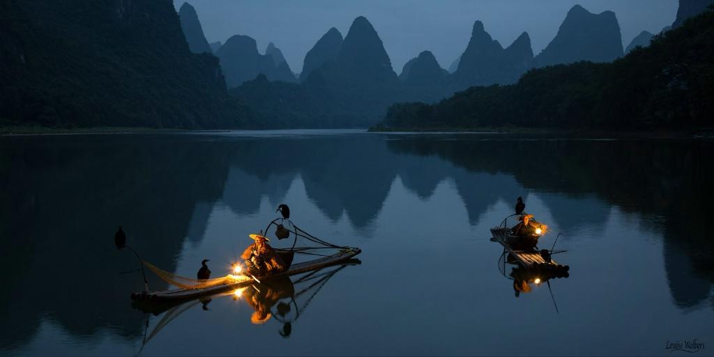 Li River Pre-Dawn