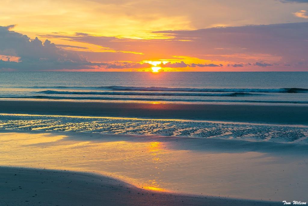 Sunrise on Cumberland Island