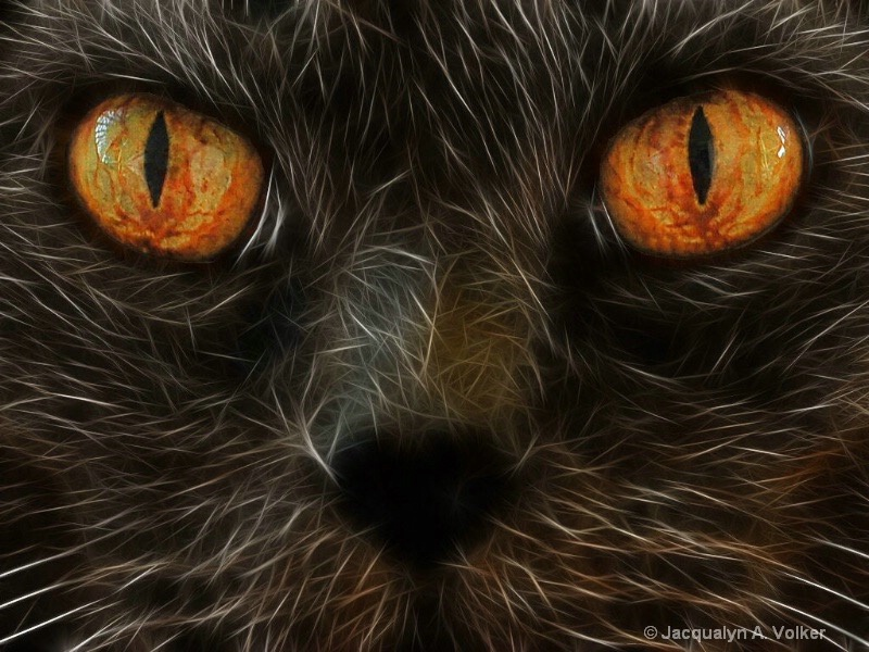Intensely Lucifer!