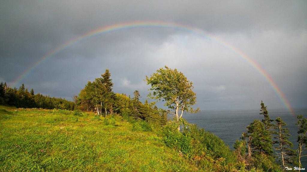 Nova Scotia North Coast Rainbow