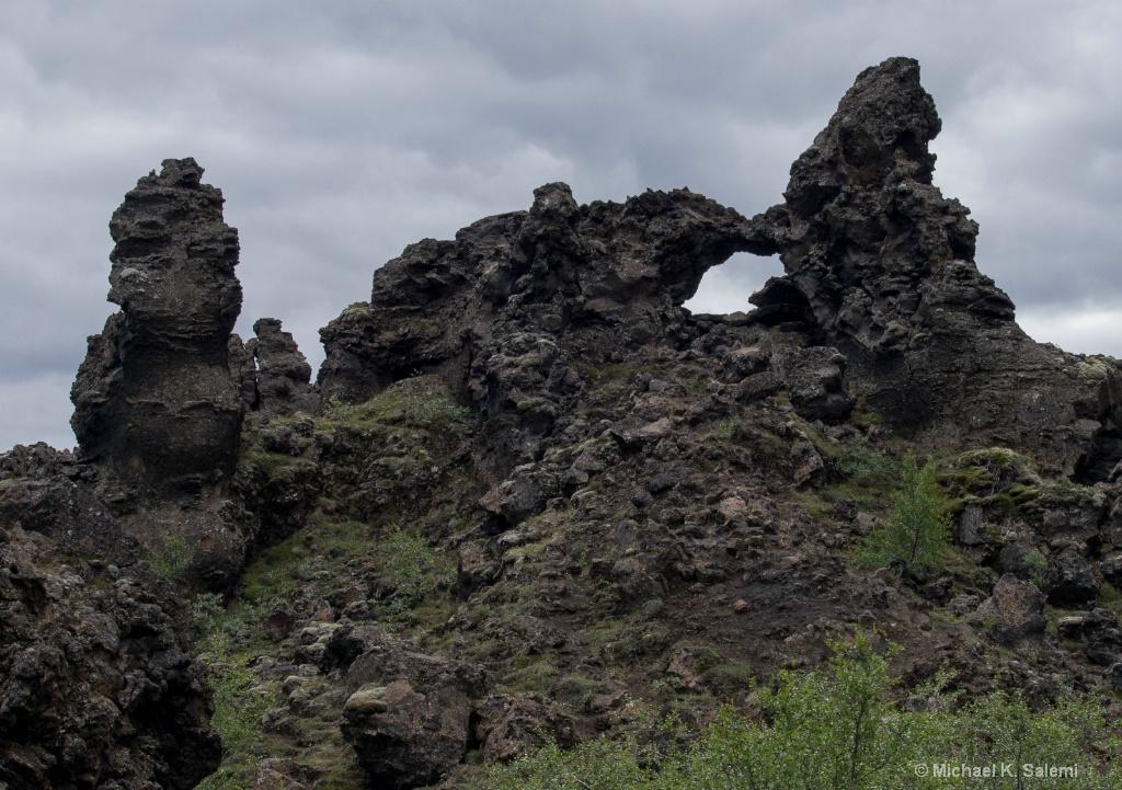Dimmuborgir Castle