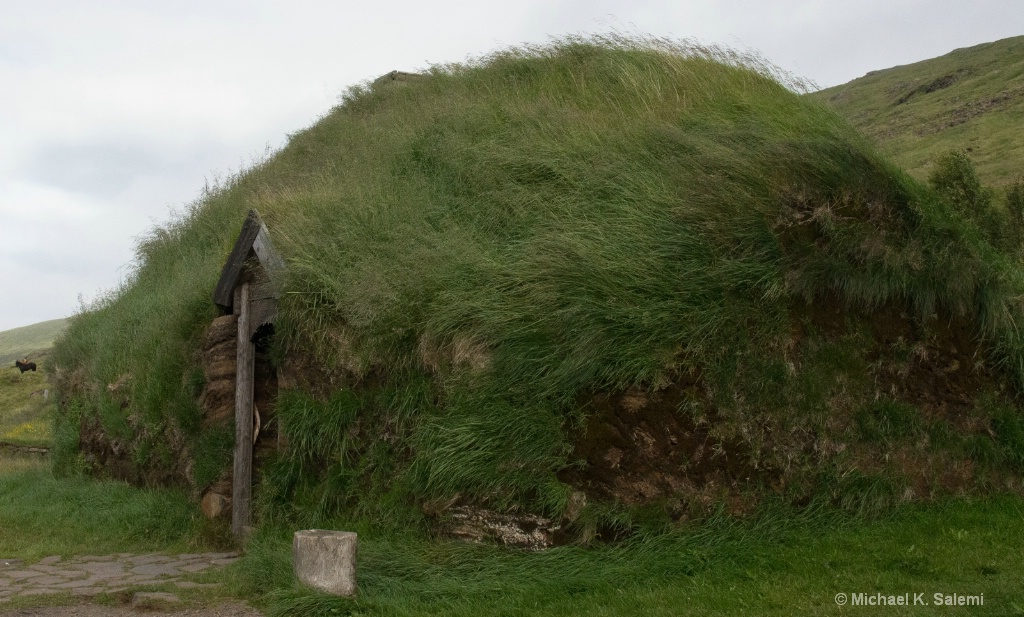 Viking Turf House