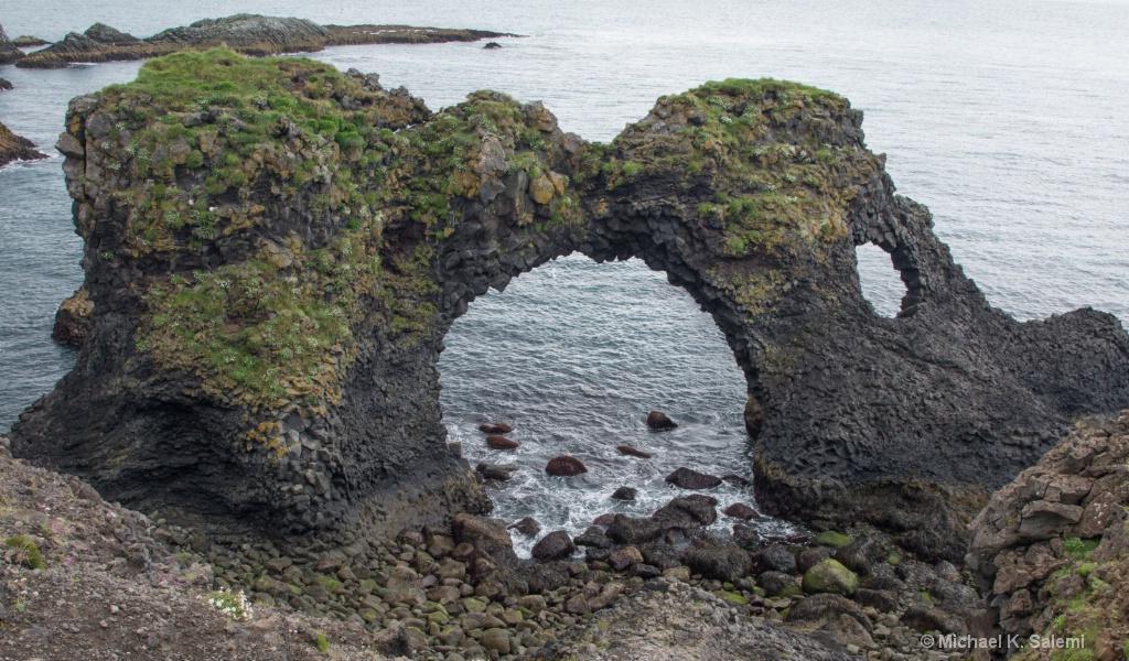 Arnarstapi Lava Formation