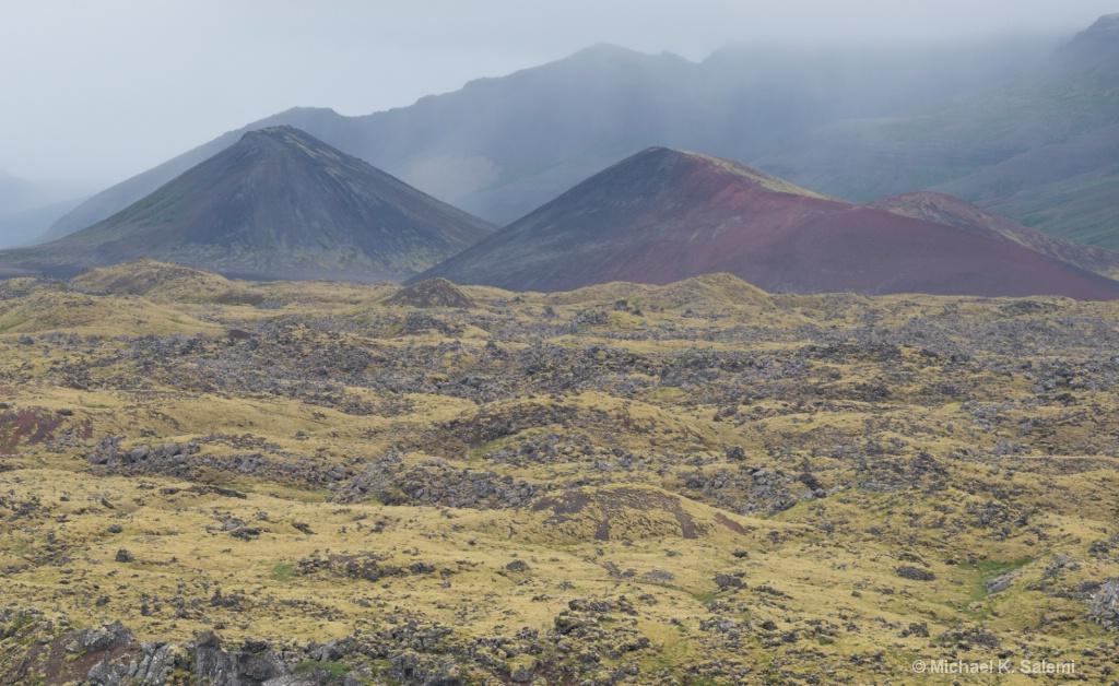 View Near Helgafell