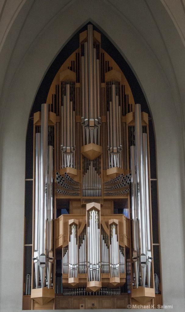 Hallgrimskirkja Organ