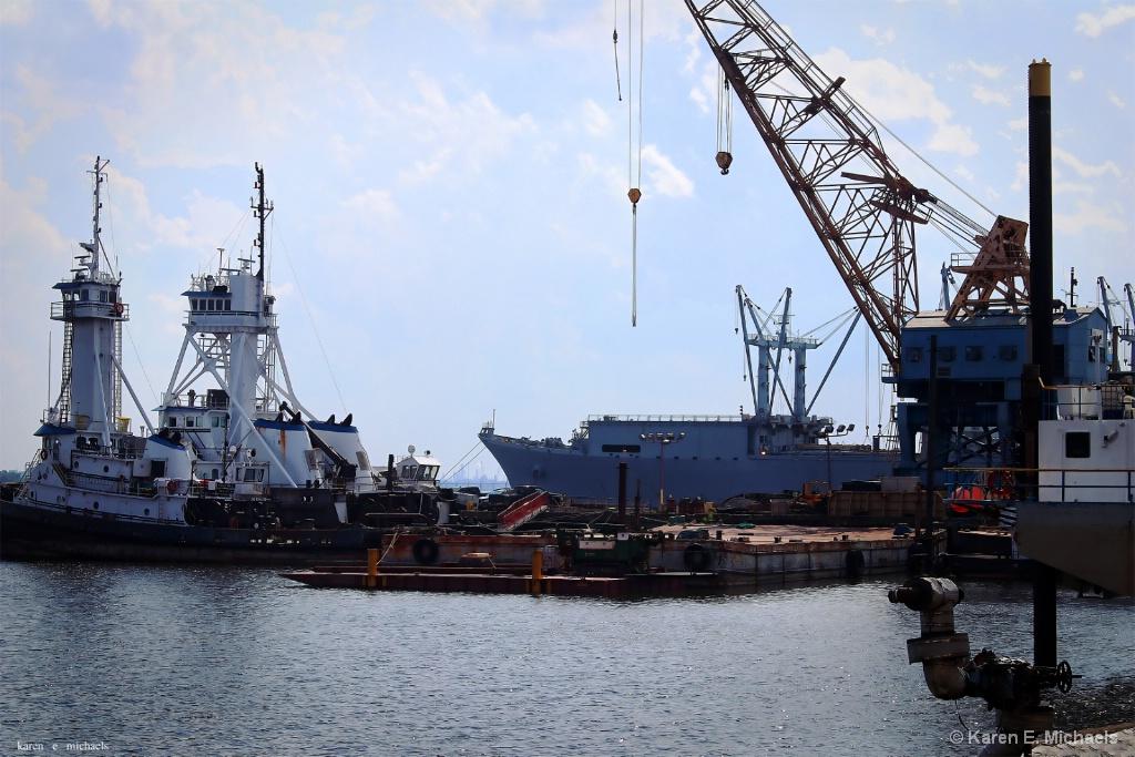Dock Hardware
