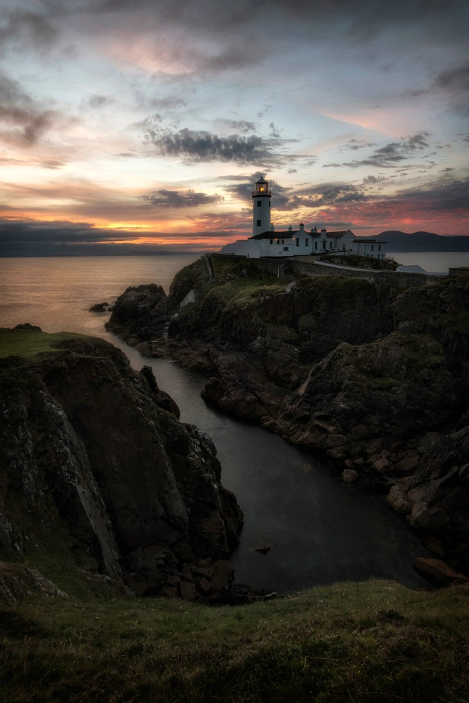 First Light at Fanad