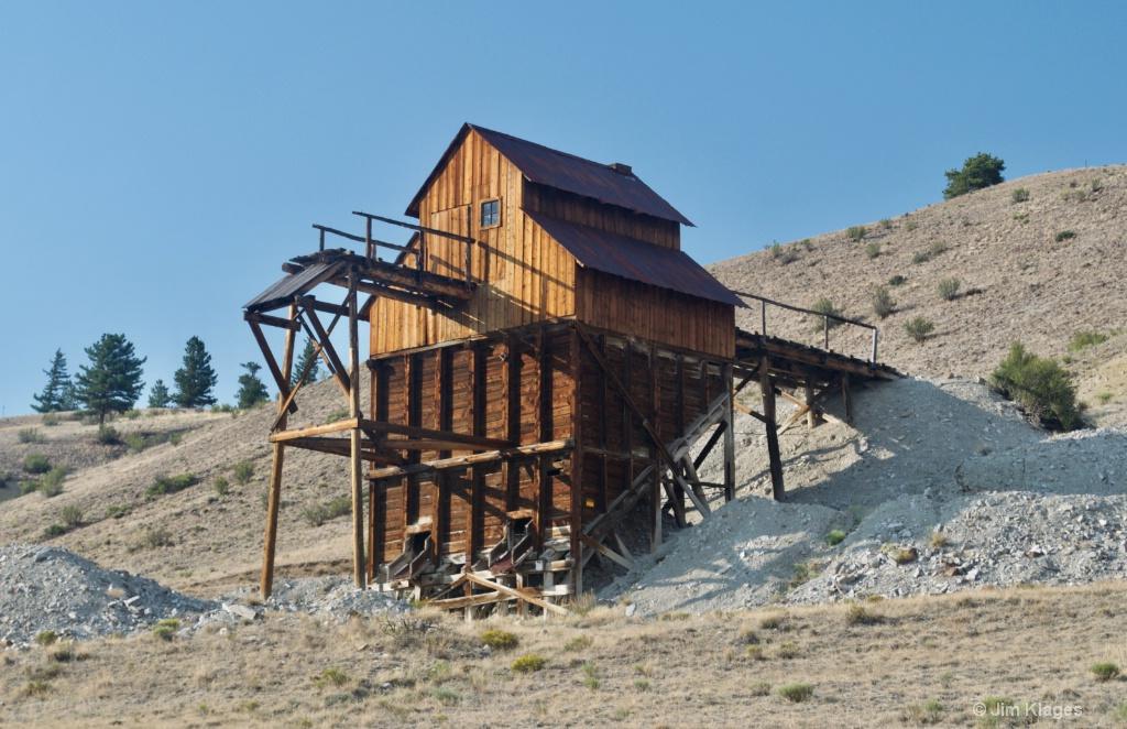 Former Bentonite Mine