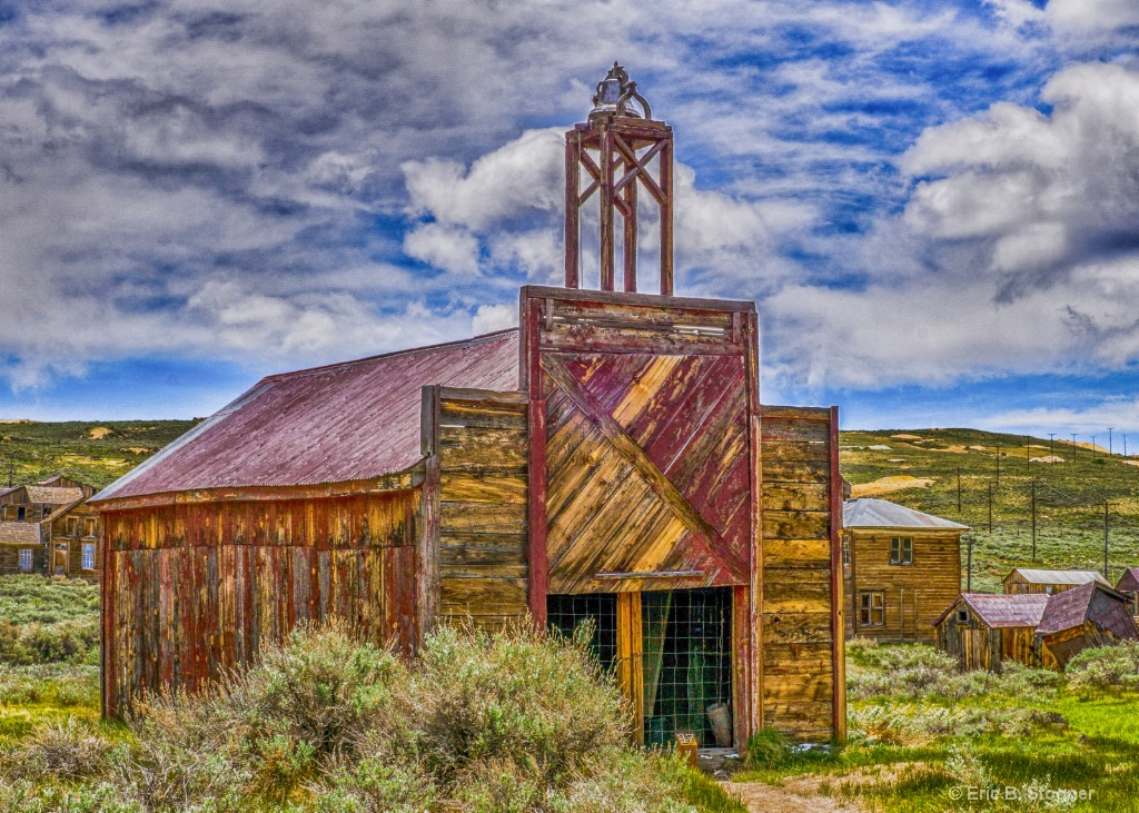 Bodie Firehouse-HDR Version