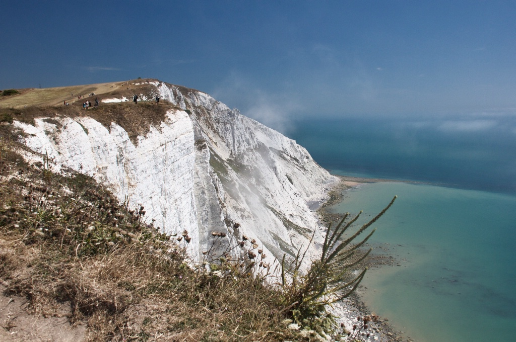 Cliff in Kent