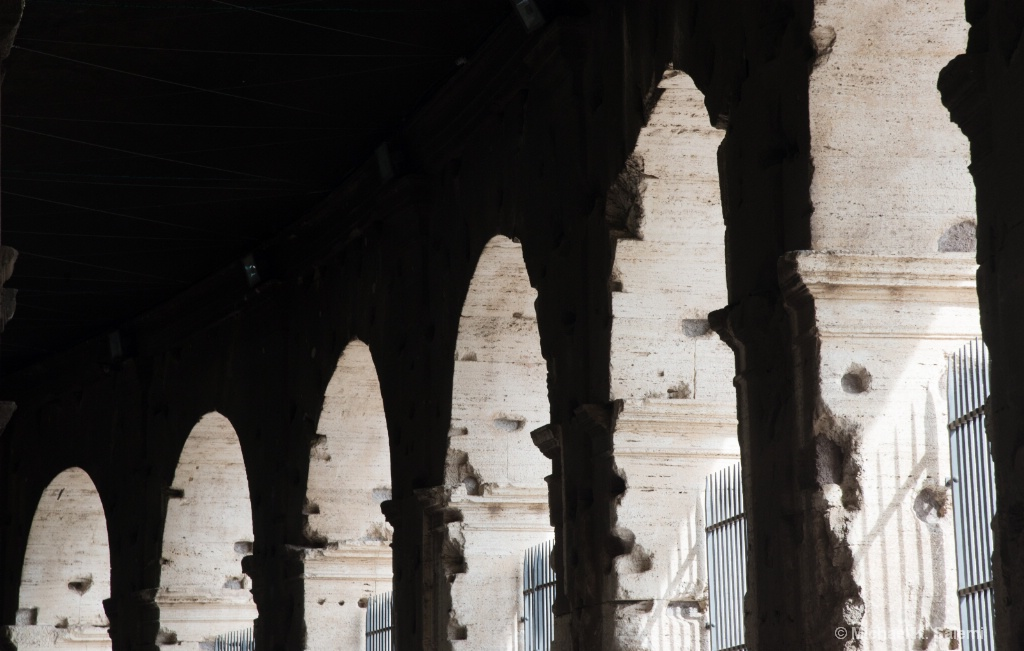 Colosseum Archways