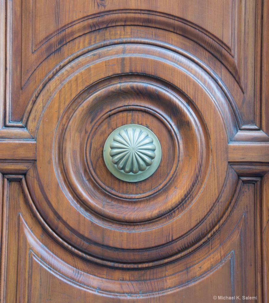 Roman Door Detail