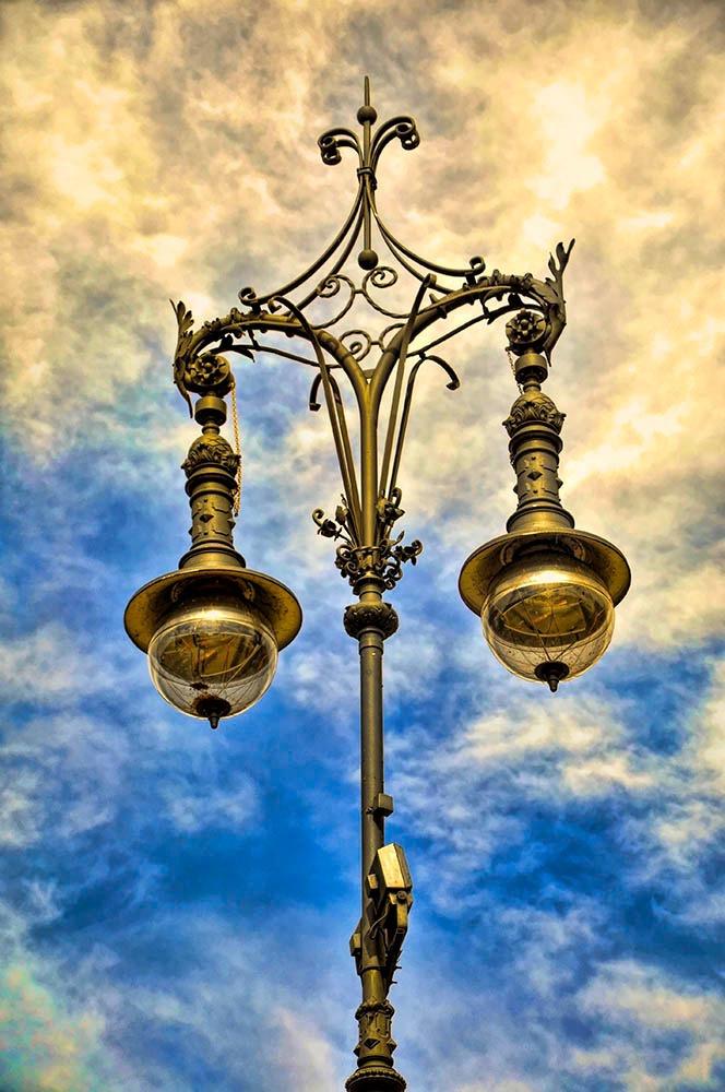 Berlin Lamppost