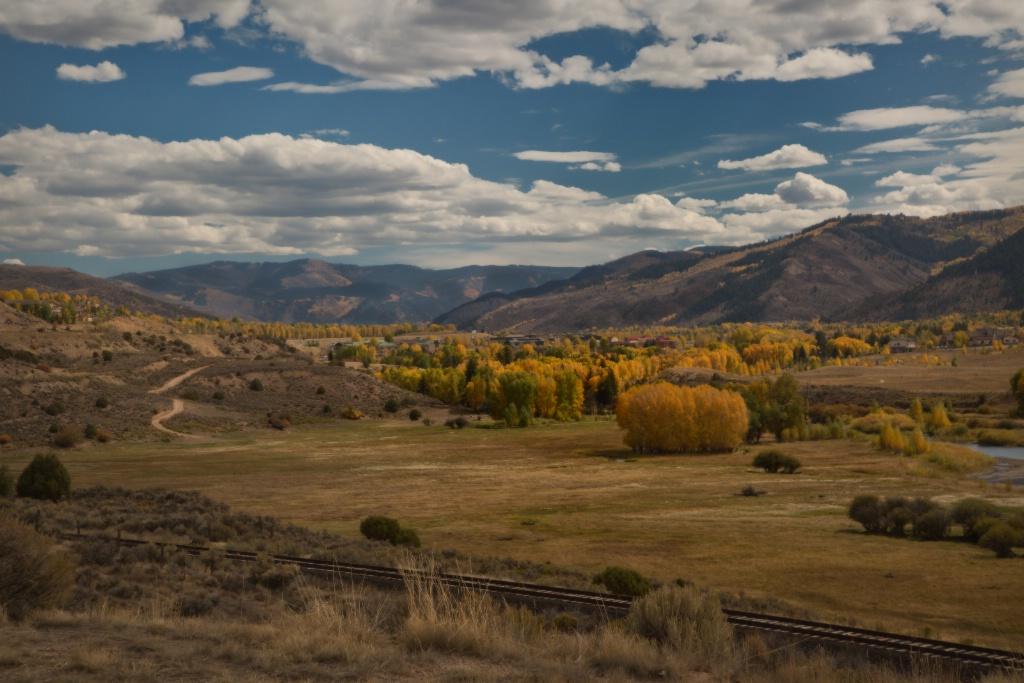 Colorado Rockies in October