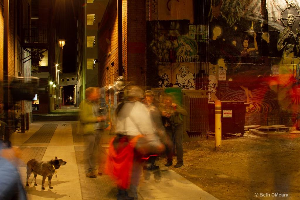 Freak Alley 5K 2247