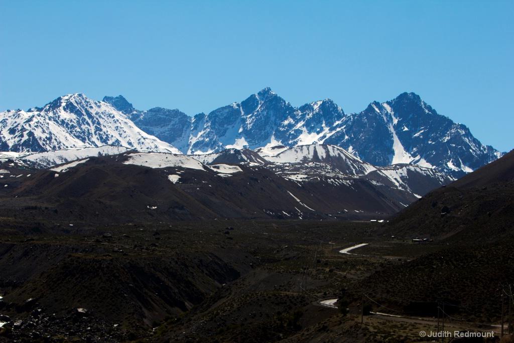Cajon de Maipo - Chili