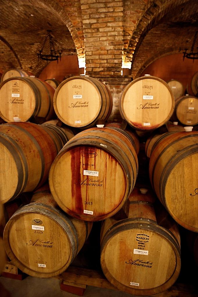 Bloody barrels