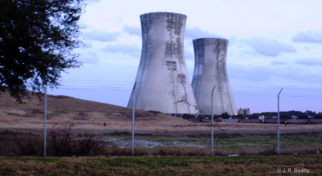Power Plant Cooling Towers (Non-Nuclear)