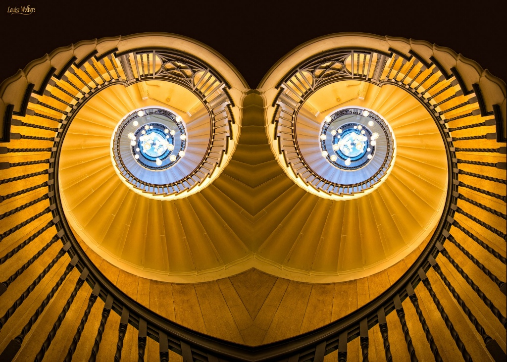 Heart Staircase