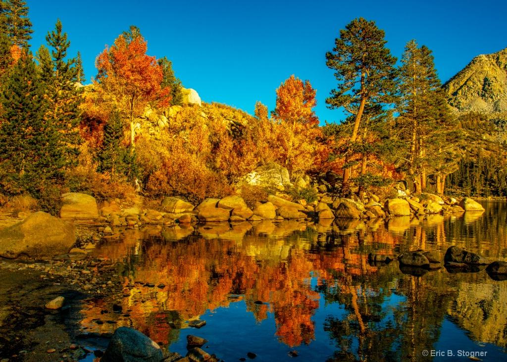 Rock Creek Lake.