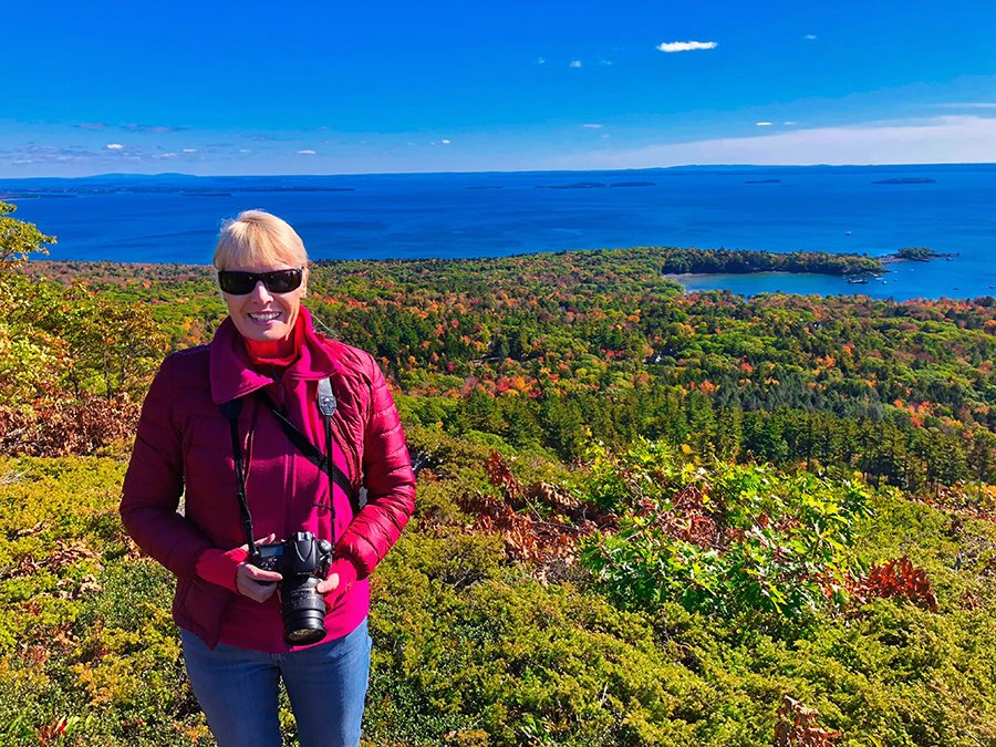 Leena - Mount Battie