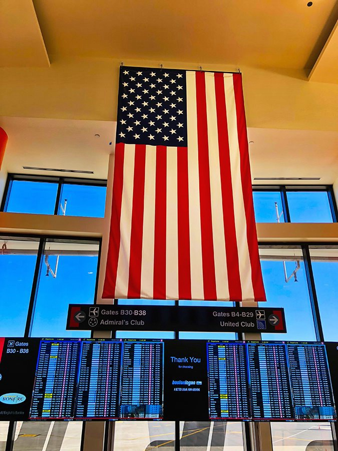 Logan Airport - Boston