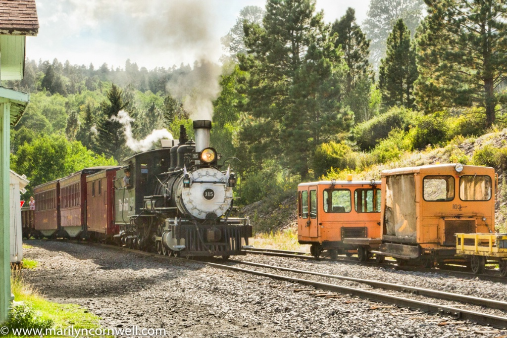 Cumbres and Toltec Steam II
