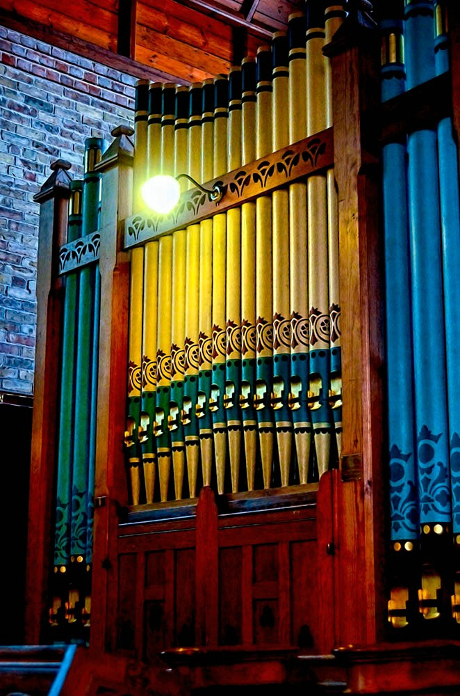 Falkland Organ
