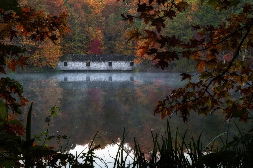 Autumn at Green Mountain
