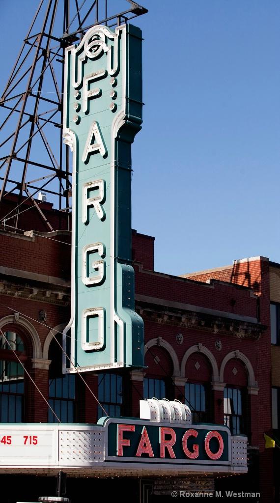 Iconic Fargo theater
