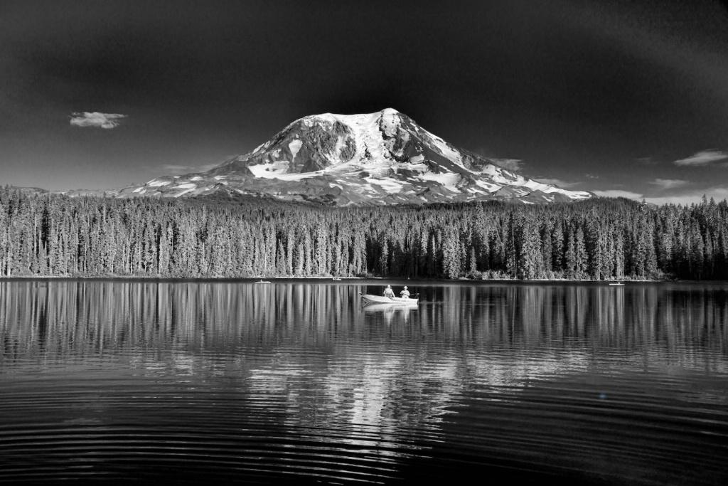 Mt Adams Paddle