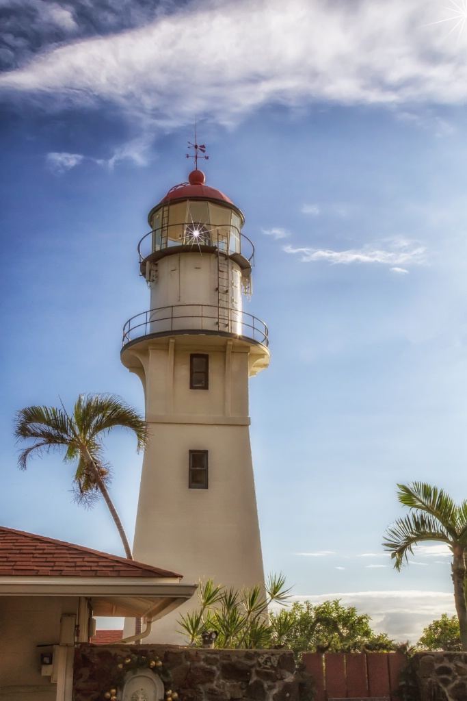 Diamond Head Lighthouse  4902