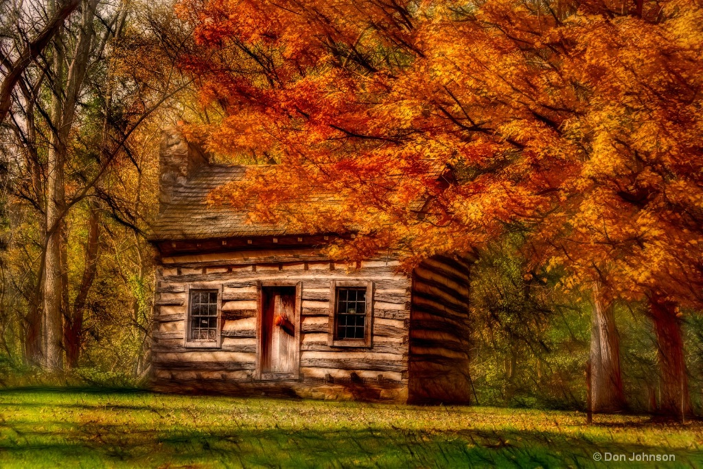 Artistic Log Cabin-Fall 6-0 F LR 11-1-18 J002