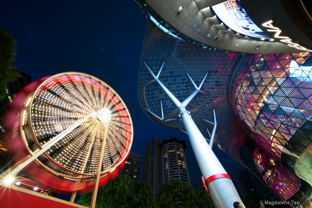 Iconic Ion Orchard Singapore