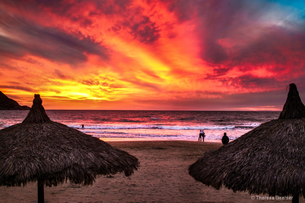 Mazatlan - End of the day