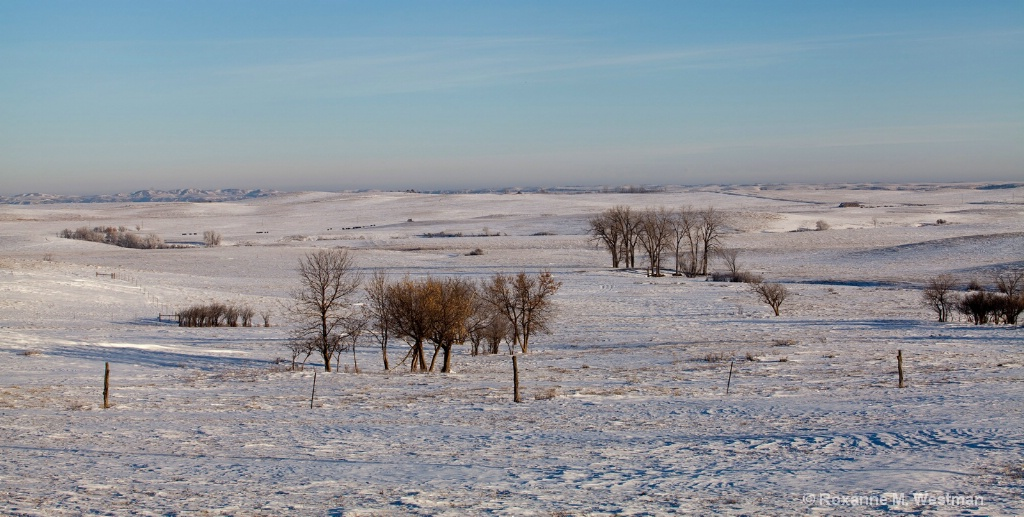 Countryside of Grassy Butte ND