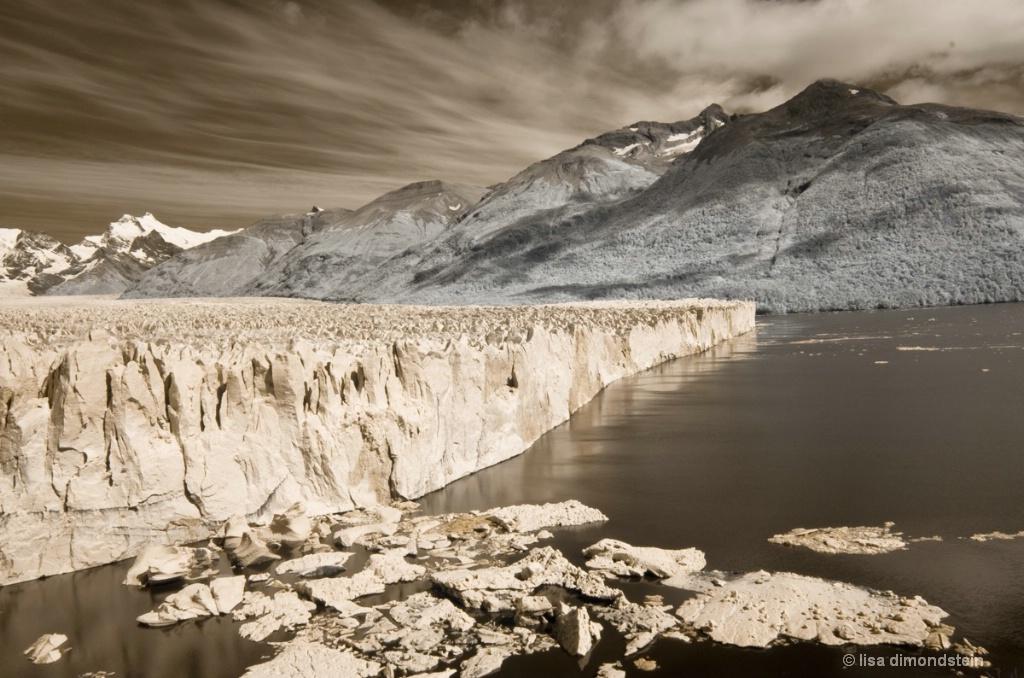 Patagonia Glacier Perito Moreno