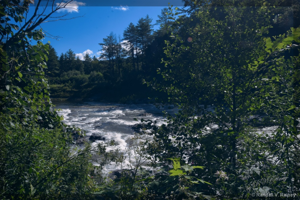 Guechee Gorge in NH