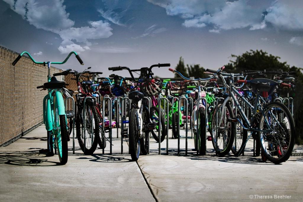 Bikes - 1st Day of School (3)