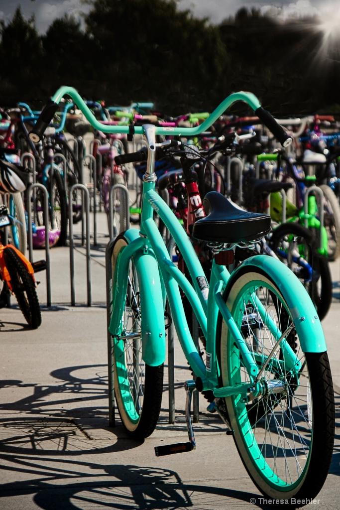 Bikes - 1st Day of School (1)