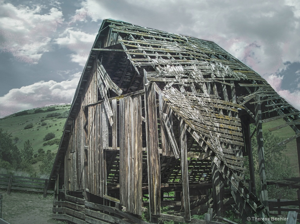 Country Life - old barn