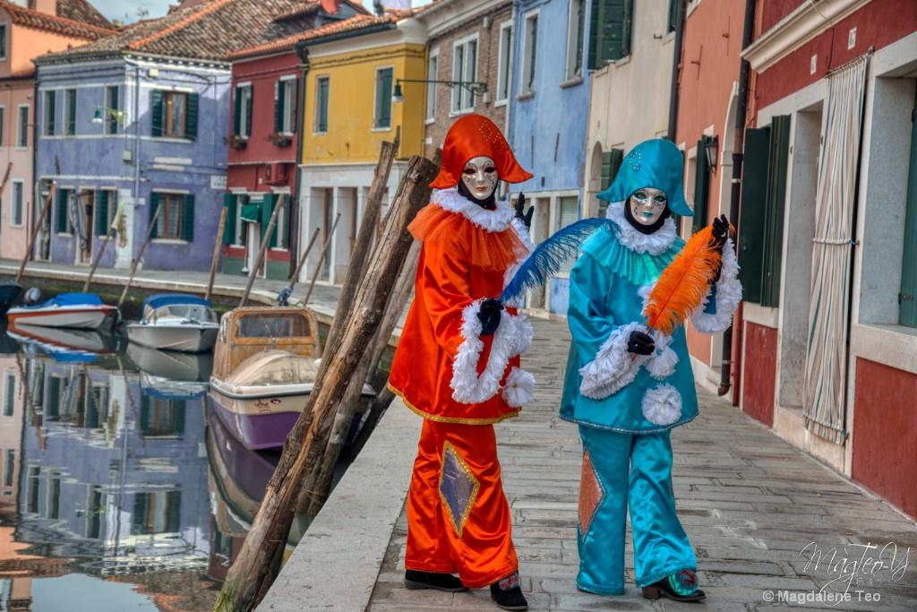 Carnevale di Venezia 2019 - Pair Series 1
