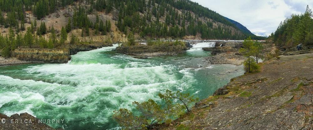 Kootenai River and Falls