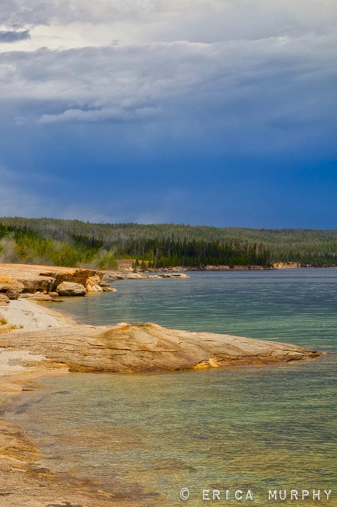 Yellowstone Thermal Area